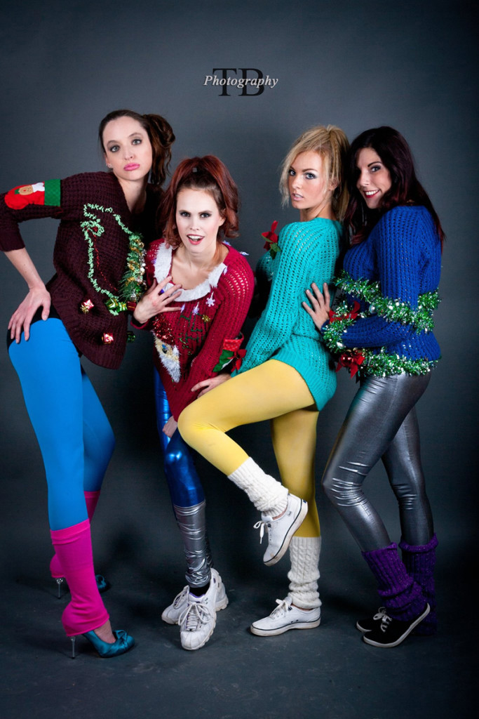 Ugly Christmas sweaters by TB Photography
