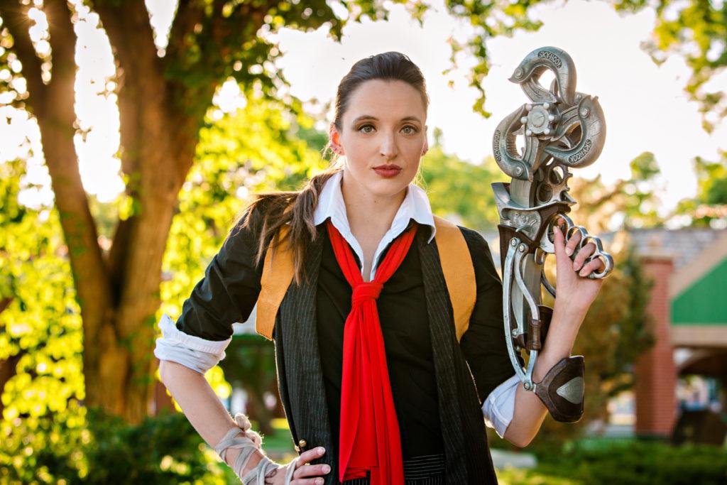 Bioshock Infinite gender swap cosplay
